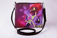 Женский клатч Цветы 09, фото 1