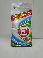 Стиральный порошок E White 4,9 кг. (70 стирок) (Австрия)