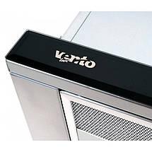 Вытяжка VENTOLUX GARDA 60 XBG (700) SLIM, фото 3
