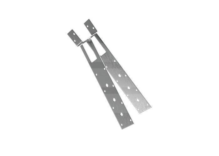 Кронштейн конькового бруса BL 50/210