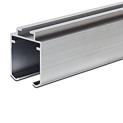 Верхний профиль 3м. для раздвижной системы Новатор 94 и 95D