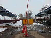 Шлагбаум 3м під бетонування, фото 1