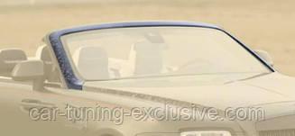 MANSORY a-pillar cover for Rolls-Royce Dawn