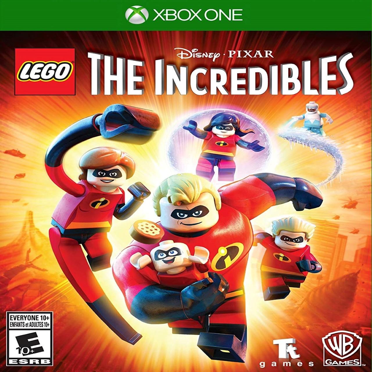 Lego Incredibles SUB Xbox One