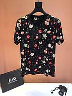 Мужская футболка Dolce&Gabbana (Дольче Габбана) арт. 48-03