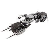 Конструктор Lepin «Мотоцикл Бэтмена» Серия Super Escort (366 детал.)