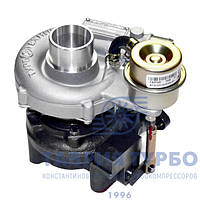 Турбокомпрессор ТКР 50.04.07 ЕВРО-4 Турбина на автомобили УАЗ Патриот Двигатель:ЗМЗ 51432.10