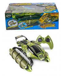 Вездеход на радиоуправлении Амфибия Зеленый Kronos Toys 989-393A (tsi_57664)