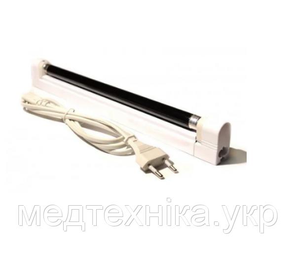 Лампа Вуда, мощностью 8 Вт для диагностики заболеваний кожи человека и животных