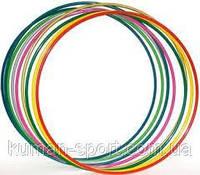 Обруч гімнастичний пластик d-750
