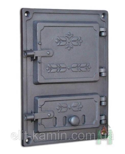 Печные дверки Halmat Н1621 (275x375)