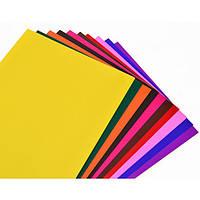 Папір кольоровий та картон