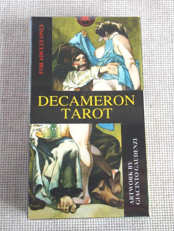 Таро Декамерон Decameron Tarot