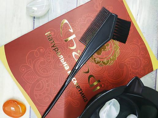 Пензлик для фарбування двосторонній., фото 2