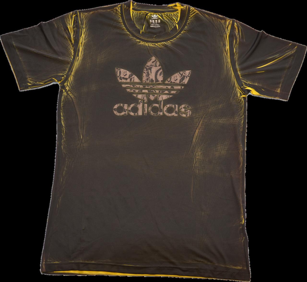 Мужская спортивная футболка Adidas.