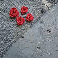 """Пластиковый шаблон набор из 4 шт """"Шестилистник"""" для создания цветов из фоамирана, фетра, картона"""