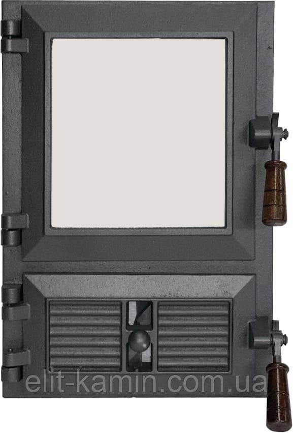 Дверцы для печи Halmat Н0312 (460x310)