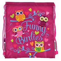 Сумка для обуви Yes SB-10 Funny Birdies (556265)