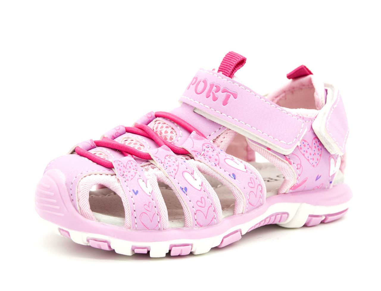 Сандалии для девочки Розовый