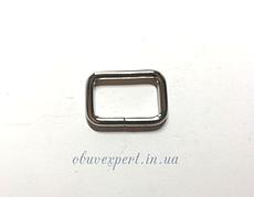 Рамка проволочная 14,5х9 мм, толщ. 2,2 мм, Никель