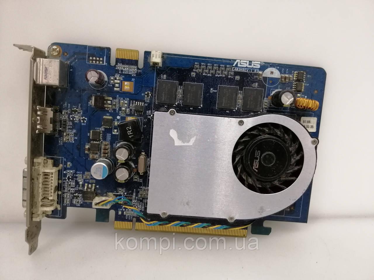 Видеокарта NVIDIA 8600GT 512mb   PCI-E