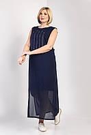 """Платье женское  """"Эстель"""" больших размеров  (М388-01)"""
