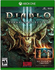 Диск с игрой Activision-Blizzard Xbox One Diablo III Eternal Collection [Blu-Ray диск]