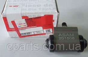 Циліндр гальмівний задній Dacia Logan MCV (Asam 30929)(середня якість)