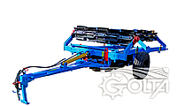 Каток -измельчитель рубящий водоналивной гидрофицированный КР-9,2П