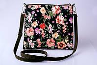 Женский клатч Мелкие цветы 14, фото 1