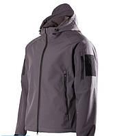 Куртка штормовая Soft-Shell Gray