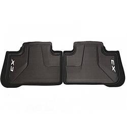 Оригинальные задние коврики с высокими краями BMW X3 G01 (51472450515)