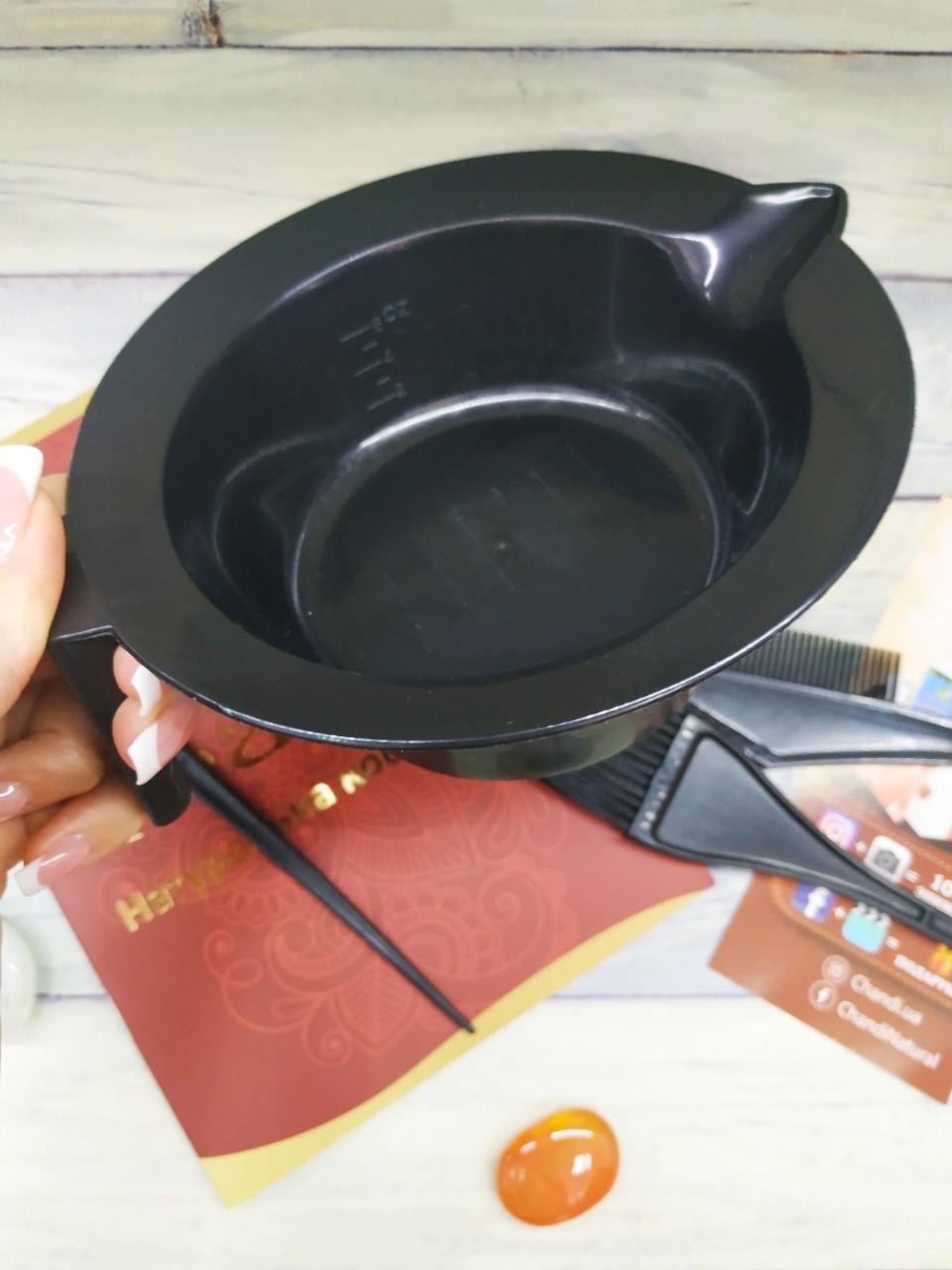 Косметична миска для змішування фарби. 250мл