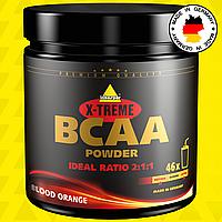 BCAA аминокислоты Inkospor X-Treme BCAA Powder (300 г) Кровавый апельсин