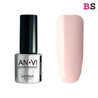 Гель - лак ANVI для нігтів 9мл №001