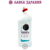 Средство для мытья туалета DeLaMark с цветочным ароматом, 1 л