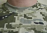 Футболки Пиксель светлый, хлопок, 46 р и другие, фото 2