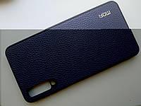 Чехол MOFI  для  Samsung Galaxy A7 2018 SM-A750 синий