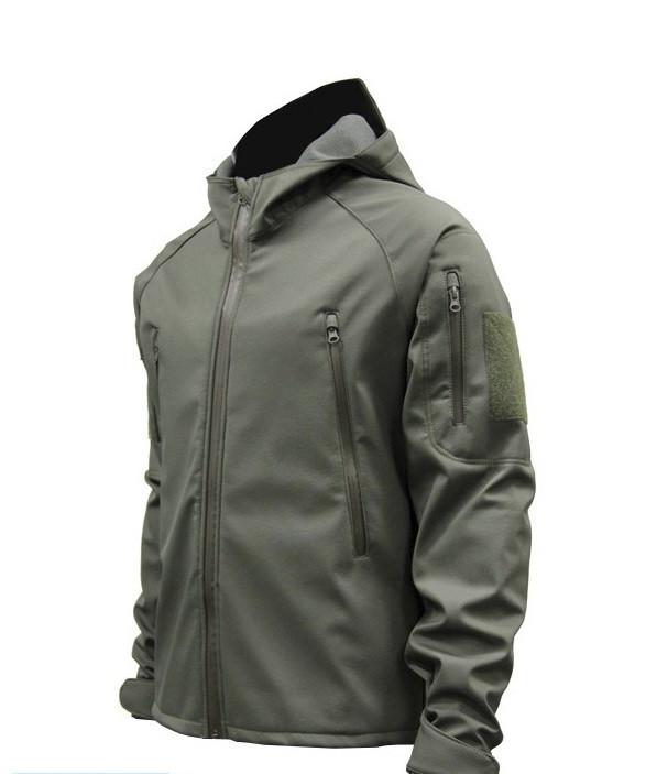 Куртка штормовая Hard-Shell Khaki