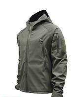 Куртка штормовая Hard-Shell Khaki, фото 1