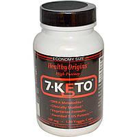 7-Кето потеря веса  DHEA Healthy Origins 100 мг 120 капсул