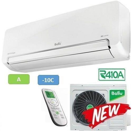 Кондиционер- Ballu Eco Edge Inverter New 2018 (-10°C) BSLI-09HN1/EE/EU