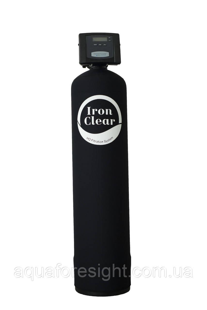 IRON CLEAR FBF 1248 - Установка обезжелезивания воды с удалением марганца и сероводорода до 1,5 м3 /час