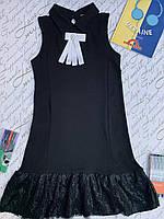 Школьный сарафан для девочек от 6 до 14 лет., фото 1