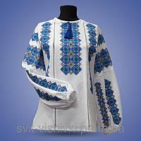 "Блуза вышитая женская  ""Одарка""  0-36, фото 1"