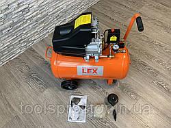 Компрессор LEX LXC50 : 2800 Вт | 50 литров