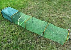 Карповый садок прорезиненный - Зеленый - 30x42