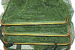 Карповый садок прорезиненный - Зеленый - 30x42, фото 2