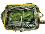 Карповый садок прорезиненный - Зеленый - 30x42, фото 3