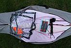Палатка куб - Fly Cat Winter Tent Ice Cube - Оранжевая, фото 10